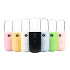 Mini Usb Portable Pore Facial Steamer Nano Mist Face Sprayer Moisture All Colors