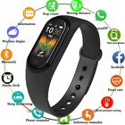 SMARTWATCH M5 OROLOGIO 2020 SMART BAND FITNESS CARDIOFREQUENZIMETRO 3 COLORI