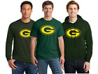 Green Bay Packers T Shirt - Long Sleeve Tees - Sweat Shirts - Hoodies up to 5x