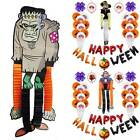 Happy Halloween Balloons Garland Set Zombie vampire Home Club Party Decors Props