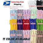 Купить 100-200 Pcs 1/4 inch Elastic Cord Band String with Adjustable Buckle for Mask