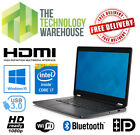 "Dell Latitude E7470 Laptop 14"" Fhd I7-6600u Cpu With M.2 Ssd Windows 10 And Hdmi"