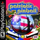 Patriotic Pinball PS1 Game Playstation