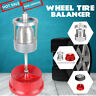More images of Portable Hubs Wheel Balancer W /  Bubble Level Heavy Duty Rim Tire Cars Truck