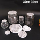 Foam Press Seal Cap Liners Cosmetic Jar Bottle Pot Safety Tamper Gasket Seal Pad