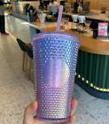 NEW Starbucks 2020 Aurora Shinning Diamond Studded Tumbler CUP Xmas Gift