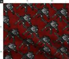 Steampunk Wolf Steampunk Wolf Wolves Spoonflower Fabric by the Yard