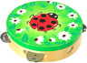 More images of Tambourine Ladybird Design Childrens Musical Percussion Instrument