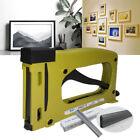 Picture Frame Framing Tool Meite Flexi Point Gun Nailer Joiner / 10000 Nails