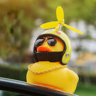 Car Duck Bell The Ducky Horn Add Ons Bicycle Bike Helmet Wind Small Yellow Color