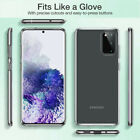 Clear Case For Samsung Galaxy S21 S20+ Plus Note S10 Iphone 12 Gel Phone Cover