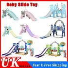Toddler Climber Compact Slide Kids Child Outdoor Indoor Baby Play Fun Toy Yard