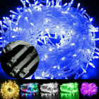 10M-100M LED String Fairy Lights Plug in for Christmas Party Tree Outdoor Indoor