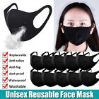 Breathable Outdoor Sponge Face Mask Washable Reusable Mask Protective Mouth Mask