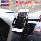 US Car Air Vent Mount Clip Holder Stand Bracket Universal For Cell Phone Samsung