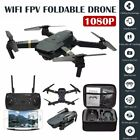 Drone X Pro Foldable Selfie RC Quadcopter WIFI FPV 1080P Wide-Angle  Camera NEW
