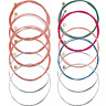 More images of 2 Sets of 6 Guitar Strings Replacement Steel String for Acoustic Guitar 1 Copper