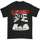 RANCID T-Shirt And Out Come The Wolves Distressed New Officially T-Shirt
