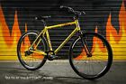 """Fairdale x Neckface 2021 Flyer 27.5"""" Limited Edition Colab Bike Only 200 Made"""