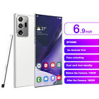 """New 6.9"""" Unlocked Smartphone Dual Card 6gb 64gb Wifi Camera White Android 10.0"""