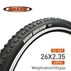 MAXXIS HIGH ROLLER Bicycle Tire 26*2.35 AM FR Supertacky 65 Psi MTB Mountain Bik