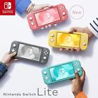 New Nintendo Switch Lite Handheld 32GB Console Multiple Colours Video Gaming