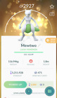 Pokemon Account Go Shiny Mewtwo - In Stock - PTC Mini