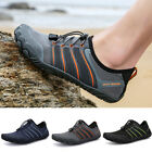 Mens&Womens Water Shoes Quick Dry Barefoot Swim Diving Surf Aqua Sport Beach