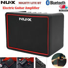 NUX MIGHTY LITE BT Mini Bluetooth Electric Guitar Amplifier Amp Speaker 110-240V