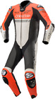 Alpinestars Missile Ignition One-Piece Leather Suit RED WHITE BLACK