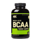 Optimum Nutrition - Instantized BCAA 1000 Caps Amino Acids - 400 Capsules