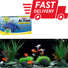 Tetra Whisper Air Pump Fish Tank Aquarium Filter Non-UL Up to 10-40-60-100
