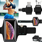 Sports Slim Arm Band Phone Holder Bag Case For Sony Xperia Pro 5II XA1 XZ2 L3 L4