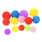 8pcs Funny Cat Rolling Ball Pet Particle Rattle Squeaky Toy Random Color ✨
