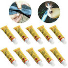 1-10x Bike Bicycle Tire Tube Patch Glue Rubber Cement Puncture Repair Tool