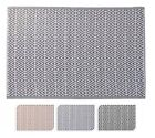 Causeway Home Outdoor Mat Diamond Design Recycled Plastic Rug 120 X 180cm