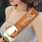 Cute Car Safety Seat Belt Shoulder Pads Cushion Cover Harness Pad Protector