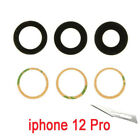 OEM iPhone 12 / Mini / Pro / Pro MAX Rear Back Camera Lens Replacement + Glue