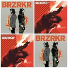 Brzrkr #3 Cover A B C D Set Variant Options Dekal Grampa Foil Presale 6/16