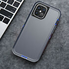For iPhone 12 Pro Max 11 X XS XR 8 7 SE2 Shockproof Hybrid Armor Case Hard Cover