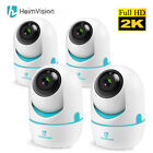 HeimVision 2K 3MP WiFi IP Security Camera Wireless Indoor Home Baby Pet Monitor