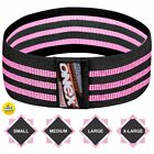 Heavy Duty Fabric Resistance bands Glute Ladies Men Hip Circle Non slip Home/Gym