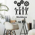 Modern Team Home Decorations Pvc Decal Wall Stickers Decoration Accessories