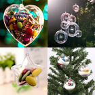 Clear+Heart%2FStar+Baubles+Fillable+For+Christmas+Tree+Ornament+Gift+Candy+Box+8cm