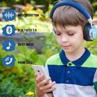 Bluetooth Headphones Wireless Active Noise Cancelling Ear Protection For Kids