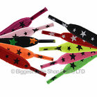 1 Pair Skater Punk Emo Star Shoe Laces Trainers