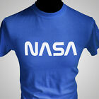 Nasa Retro T Shirt Space Academy 70's Vintage Style Tee