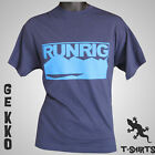 NEW RUNRIG CUSTOM T SHIRT HEARTLAND HIGHLAND RECOVERY