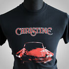 Christine Retro Movie T Shirt Stephen King Horror Car Vintage