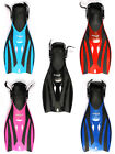 Q FINS TBF ADULT flipper dive snorkelling COLOUR CHOICE - F52  by Two Bare Feet